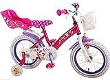 14 Zoll Minnie Mouse Fahrrad Kinderfahrrad Disney Minni Maus 31426