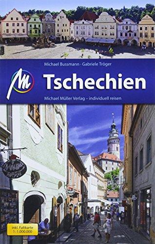 Tschechien Reiseführer Michael Müller Verlag: Individuell reisen mit vielen praktischen Tipps. -