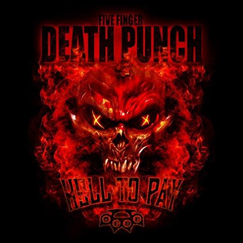 Five Finger Death Punch Herren Band T-Shirt - Hell To Pay Schwarz
