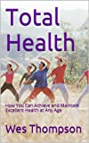 This book is a comprehensive guide for anyone wanting to improve his/her general overall health. It focuses on diet, exercise, mental well-being, and other good habits that individuals can commit to in order to lead healthier lives. It is NOT a book ...