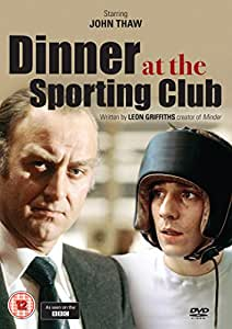 Dinner at the Sporting Club [DVD] [1978]