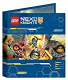 Lego Bullyland 51562 Bloc-Notes Nexo Knights, Ri