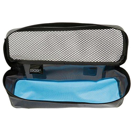 Cocoon Packing Cube with Laminated Net Top Blue