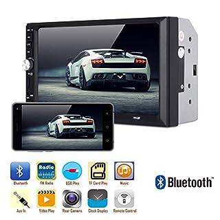 xgody 7012Auto Stereo mit Bluetooth 17,8cm Touchscreen Auto Stereo MP5Player FM Radio Auto Audio-Unterstützung Wireless Fernbedienung