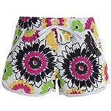 Enfants Filles Bermuda Short Été Capri Escarpins Pantalon Jeans 20368