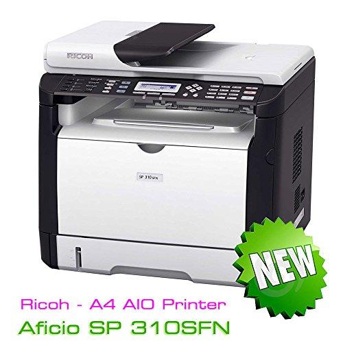 Ricoh 310SFN, Colour Scanner with ADF, FAX, Monochrome Copier cum...