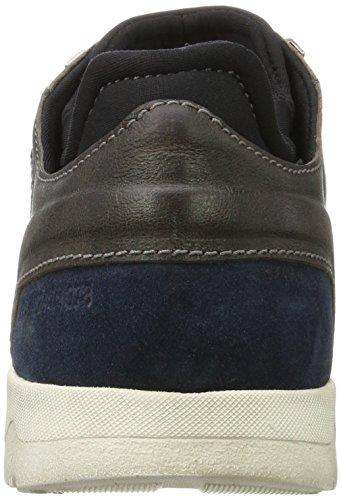 Bugatti Herren 321342023200 Sneaker Grau (Dark Grey)