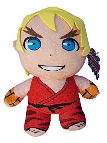 Street Fighter Soft Toy Plush Figures 20cm (Ken)