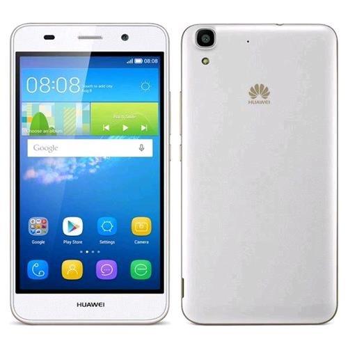 Huawei Y6 Smartphone, 8 GB, Bianco