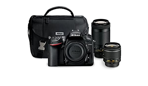 super popular 0de7e 0d57f Amazon.in Buy Nikon D7200 24.2 MP Dual Zoom Lens Kit with 3.2