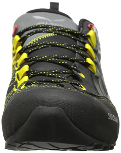 Salewa Wildfire Pro Gore-Tex Halbschuh, Chaussures de Randonnée Basses Homme Jaune-Noir