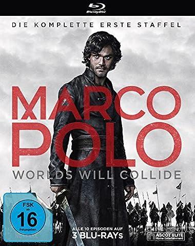 Marco Polo [Blu-ray, 3