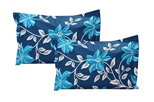 The Intellect Bazaar Cotton Pillow Cover Set(2 Pieces)