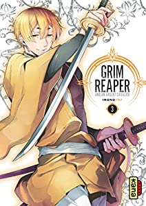 The grim reaper and an argent cavalier Edition simple Tome 3