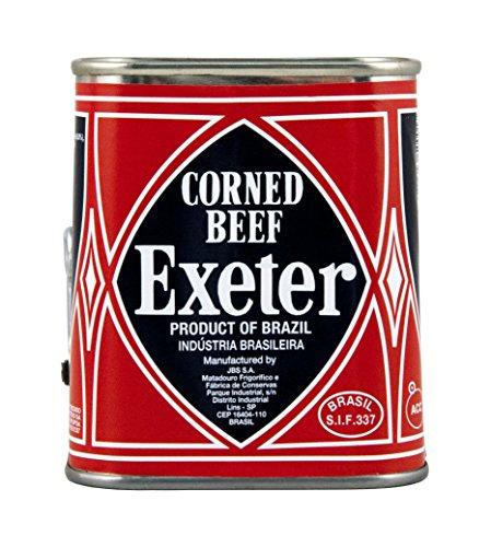Exeter Halal Corned Beef (340G)