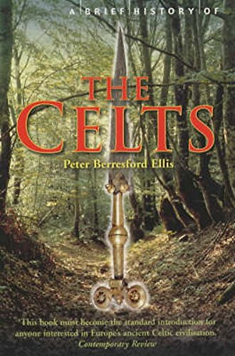 A Brief History of the Celts Cover Image