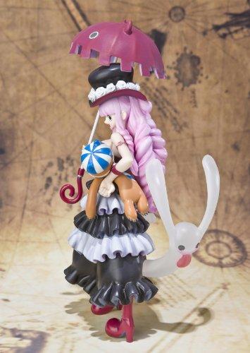 BANDAI Tamashii Nations Figuarts Zero Perona (New World Version) One Piece (Static Figure) (Japan Import) 3