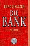 Die Bank: Thriller