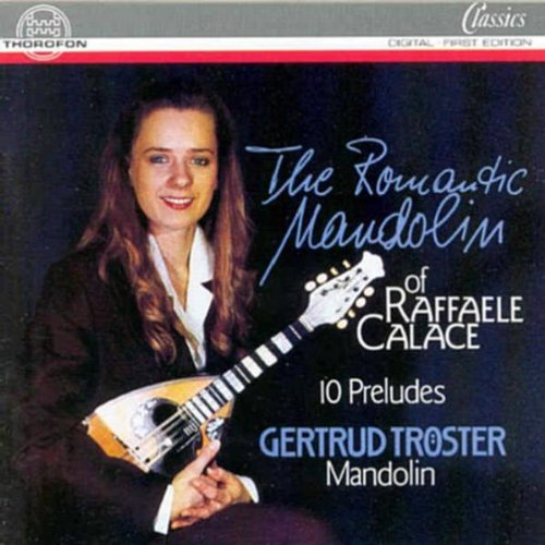 Präludien für Mandoline solo
