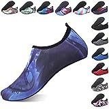 TcIFE Water Shoes Mens Womens Outdoor Swim Quick Dry Barefoot Aqua Skin Socks