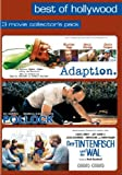Best of Hollywood - 3 Movie Collector's Pack: Adaption / Pollock / Der Tintenfisch und der Wal [3 DVDs]