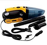 HLH-CTRL Car Cleaners High Power Inflator Vacuuming Illumination Multifunction 120w Vacuum Cleaner