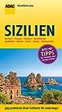 ADAC Reiseführer plus Sizilien: mit Maxi-Faltkarte zum Herausnehmen - Gisela Buddée
