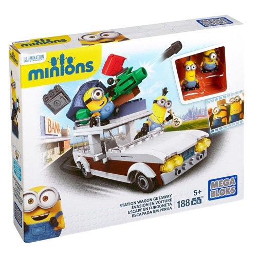 Mega Bloks CNF56 - Minions Station Wagon