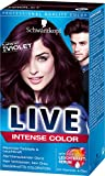 Live Color Intense dauerhafte Coloration,  087 Mystic Violet, 3er Pack (3 x 1 Stück)