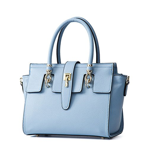Borsa Ms. Pu Blue