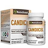 Best Candida Cleanse Supplements - Candicel Candida Cleanse Supplement With Caprylic Acid, Neem Review