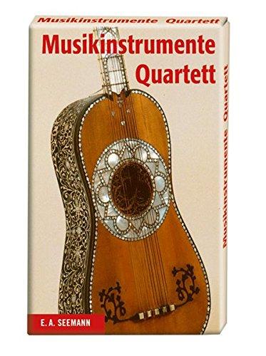 Preisvergleich Produktbild Musikinstrumente. Quartett: Ein Spiel mit 32 Karten
