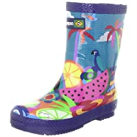 Havaianas Unisex-Kids Printed Rain Boots Rain Boots