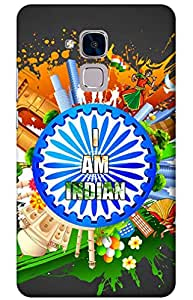 india Designer Printed Back Case Cover for Huawei Honor 5C