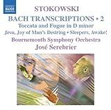 Stokowski: Bach Transcriptions, Vol. 2 (2009) Audio CD