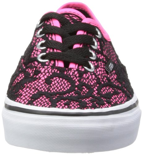 Vans Authentic, Sneaker Unisex – Adulto Rosa (Neon Pink)