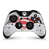 #9: Elton Xbox One Controller Designer 3M Skin for Xbox One, DualShock Remote Wireless Controller - Batman V/S Superman, Skin for One Controller Only