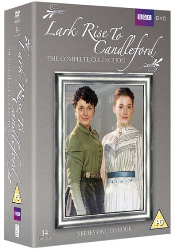 Lark Rise to Candleford - Series 1-4 [14 DVD Box Set] [UK Import]