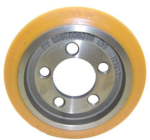 5% Polyurethan (Antriebsrad 0009903813 Polyurethan 250 x 100 5 Loch passend für Still CX CS)