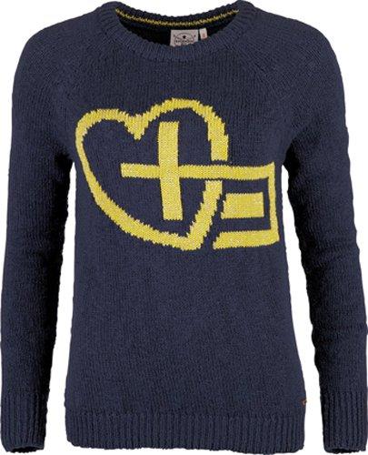 Chiemsee Damen Knit Pullover Kesarah Limoges