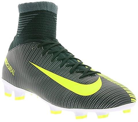 Nike Unisex-Erwachsene 852483-376 Fußballschuhe, 38,5 EU