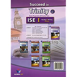 Succeed in Trinity-ISE 1. Reading-writing. Self-st