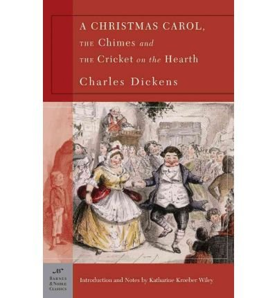 [(A Christmas Carol, The Chimes and The Cricket on the Hearth )] [Author: Charles Dickens] [Mar-2013]