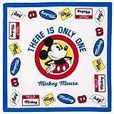 """""""Peace Mickey"""" niño pañuelos - 100% algodón - 33 cm - 3 piezas"""