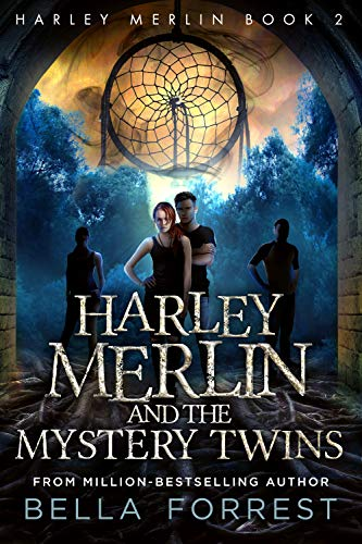 Image result for Harley Merlin 2: Harley Merlin and the Mystery Twins