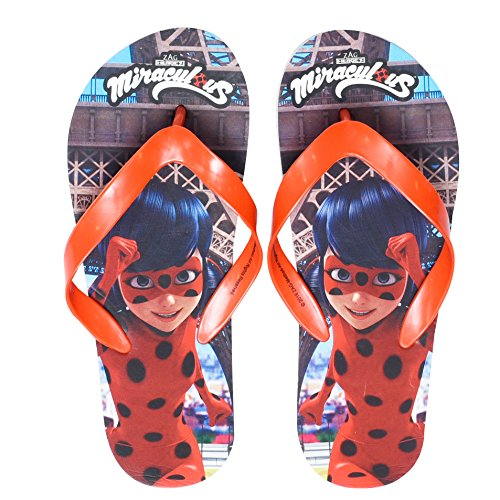 Miraculous , Tongs pour fille Stampa 04