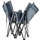 Klappbett platzsparend robustes Material einfache Montage 200 x 80 cm: