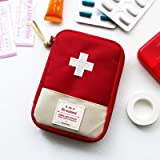 The First Aid Pouch is designed to hold your most essential first aid supplies when you are on the go or for home storage. The First Aid Pouch is very light and compact so that you can comfortably carry this pouch within your purse or bag. The First...