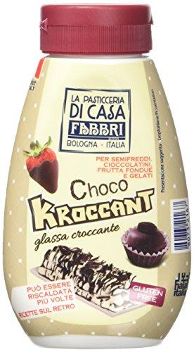 Zoom IMG-1 fabbri minitopping kroccant cioccolato 180g