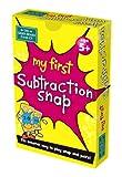 Unbekannt Subtraktion Snap Kartenspiel
